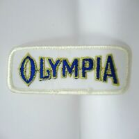 """Vintage Beer Patch - Olympia - Brewery - Washington - 3 3/4"""" - Collectible"""