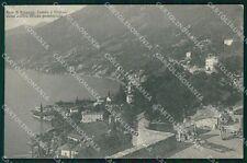 Verbania Palanzo Lemna Lago Maggiore Buoi cartolina KF2494