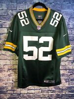 Clay Matthews #52 Green Bay Packers Nike On Field NFL Jersey M Free Shipping🔥