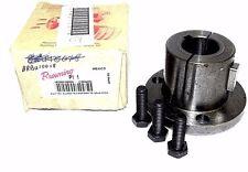 NIB BROWNING P1-1-3/8-5/16 BUSHING STEEL SPLIT TAPER 1-3/8X5/16IN P1138516