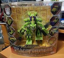 Devastator Origin Color Set Transformers Revenge Ez Collection Japan Limited