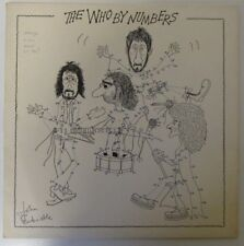 Who-The Who By Numbers-2490 129-Vinyl-Lp-Record-Album-1970s-Pete Townsend