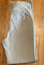 Old Navy Boys Size 12 Khaki Pants Straight Fit Uniform
