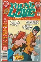 Young Love #123 : DC Comics : January 1977