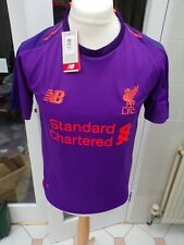 With tags! Liverpool Away Shirt 2018/19