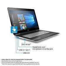 """HP Touch 17t Laptop 17 17.3"""" i7-7700HQ Quad 16GB 1TB 4GB 1050M Backlit Key Pro"""