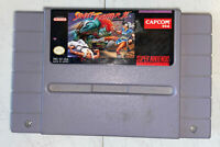 Street Fighter II 2 - SUPER NINTENDO SNES Game |  Tested, Working & Authentic!