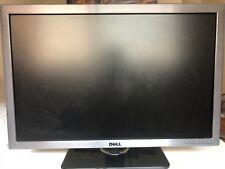 "Dell LCD Monitor 30"" W/Stand UltraSharp Widescreen Flat Panel HDMI DVI 3008WFPt"