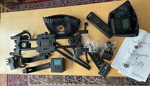 Cinetics Two Axis360 Pro Motorized Camera Slider