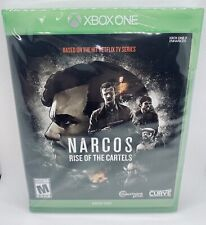 NARCOS: RISE OF THE CARTELS (Xbox One, XB1) New & Factory Sealed Free Shipping