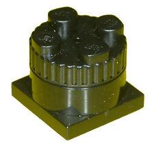 Falta de Lego ladrillo 4774c01 Negro Eléctrico Luz y Sonido ladrillo de 2 X 2 X 1.33 ciudad