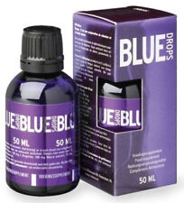 BLUE DROPS 50ml Cobeco Aphrodisiac Sex Spanish fly Gold Silver Drops Wizard Fox