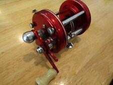 New listing Vintage Ambassadeur 6000 4 screw casting reel, Smooth foot and no foot #