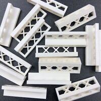 Parts /& Pieces 2 x Lego Black FENCE 1X4X1-4187209