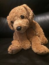 "Ty Beanie Babies ""Scooter"" 14"" plush dog vintage 1999"