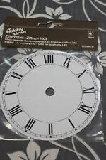 Ziffernblatt Ziffernblätter Römisch von Hobby Time 110 mm