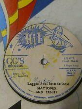 """The Maytones & Trinity-Reggae Soul International 12"""" Vinyl Single"""