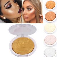 DV_ US MISS ROSE Face Makeup Shimmer Highlighter Contour Powder Palette Cosmetic