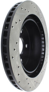 Disc Brake Rotor-SRT-10 Rear Right Stoptech 127.67066R fits 2004 Dodge Ram 1500