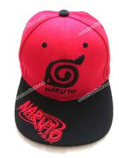 Japanese Anime NARUTO Hip-hop hat/cap with Konoha embroidery mark