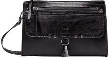 The Sak Handbag Crossbody Leather B