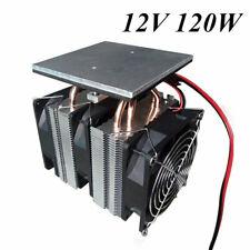 12V 120W Thermoelektrische Kühlschrank DIY Halbleiter Peltierkühler Kühlplatte