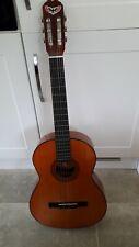 More details for almeria bm classical guitar very gd condition wiv carry case.
