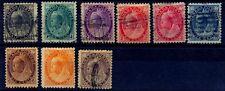 "CANADA STAMPS,year 1898, ""VICTORIA"" ,#62-68,70,72,CV 380 EURO *+ **"