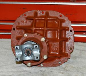 8 INCH FORD REAR END, BILLIT TRAC LOK  POSI,  MUSTANG,MAVERICK OR STREET ROD