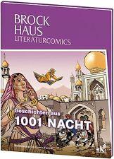 Brockhaus Literaturcomics Geschichten aus 1001 Nacht von Daniel Bardet (2013, Gebunden)