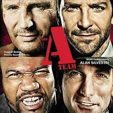 The A-Team [Original Score] (CD 2010) Alan Silvestri