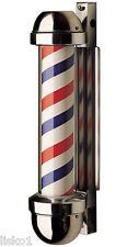 "William Marvy Model 405 Barber Pole 24"" x 6"" LIGHTED"