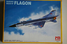 MAQUETA AVION SUKHOI FLAGON SU21F