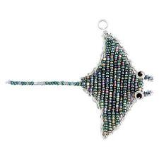 Beadworx-Stingray porte-clés - perles travail populaire perles de verre