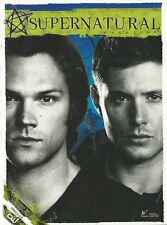 Supernatural Magazine 26 Variant Jared Jensen Mitch Pileggi  Pin Ups