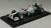 Spark Mercedes-AMG F1 W03 Monaco GP 2012 Michael Schumacher S3042 1/43 NEW