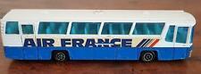 AUTOCAR AIR FRANCE réf 373: MAJORETTE Série 300.  echelle 1/87