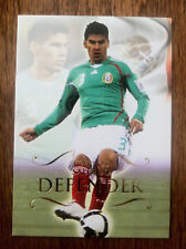 2011 Futera Unique Football Soccer Card Mexico SALCIDO Mint