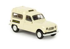 "Brekina H0 1/87 14744 Renault R4  Fourgonnette ""Lastentaxi"" OVP NEU"