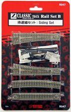 Rokuhan R047 Rail Set B Siding Set (Z Scale)