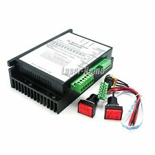AC20-110V 2000W DC Brush Motor Speed Controller Board PWM Spindle w/ MACH3 PLC