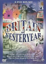 BRITAIN OF YESTERYEAR - 8 DVD BOX SET THOSE WERE THE DAYS 40s, 50s, 60s, & MORE