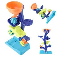 Baby Kids Bath Toy Windmill Sprinkler Spray Water Shower Bathroom Children Toys