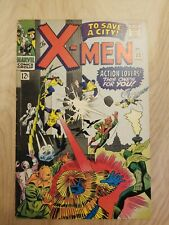 Uncanny X-Men 23 1966 Marvel Comics