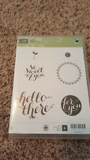 Stampin Up Hello There Stamp Set