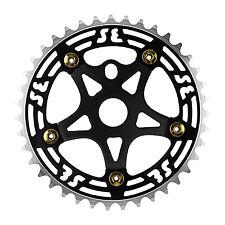Se bikes One Piece Alloy Chainring & Spider 39T