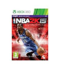 Pal version Microsoft Xbox 360 NBA 2K15