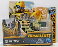 Transformers Bumblebee Movie Energon Igniters Blitzwing Action Figure Hasbro