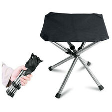 Outdoor portable stainless steel folding camping Bench Chair, fishing chair