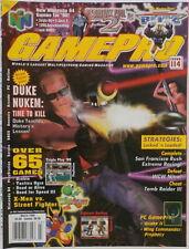 GamePro Magazine #114 March 1998